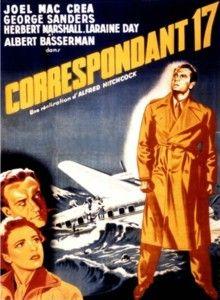 Foreign Correspondent Correspondant 17 Film de Alfred Hitchcock (1940)