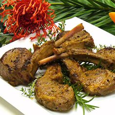 Pomegranate Lamb Lollipops Recipe - How to cook lamb recipes
