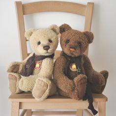 Theodore & Aloysius - Charlie Bears
