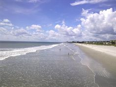 Cocoa Beach, FL` we drove over there just to go to Ron Jon's for Hollie and Mike...remember?!
