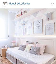 Quero esse lindo quarto!