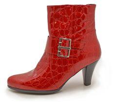 Red Janita shoes