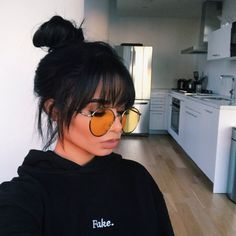 Adorable 40+ Bangs Hairstyle For Women That Can Make You Look Adorable https://www.tukuoke.com/40-bangs-hairstyle-for-women-that-can-make-you-look-adorable-10310