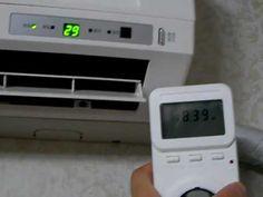 【충격】에어컨 24시간 ON상태뿐만 아니라 전기요금이 싸지는 방법! 경악, 여름의 냉방비 8의 절약 법【효과】 - YouTube Cooking Timer, Youtube, Youtubers, Youtube Movies