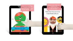 an app to teach kids the differences in everyone (love this)