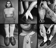 Teenage fashions from the 40s: http://ti.me/110aTjX (Nina Leen—Time & Life Pictures/Getty Image)