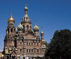 St. Petersburg, Russia. Always wanted to go here, to see where my parents grew up.