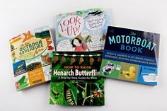The Washington Post: New books to get kids outside this spring | The Motorboat Book guides crafty and mechanically inclined kids in how to build models of jet boats, paddlewheelers and even submarines! Get it here: http://www.ipgbook.com/the-motorboat-book-products-9781613744475.php?page_id=21