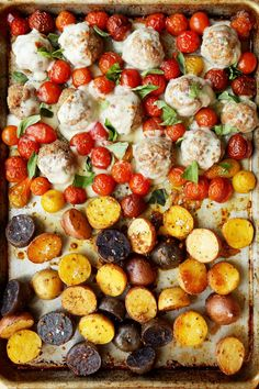 Sheet Pan Turkey Cap