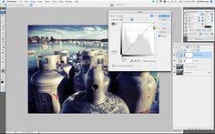 Curvy Cross Processing in Photoshop CS3 « Layers Magazine