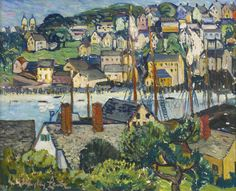 Richard Hayley Lever (1875-1958) - Gloucester