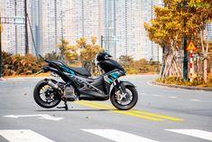 Yamaha NVX 155 độ monoshock độc đáo hàng đầu tại Việt Nam   Xe độ   Xe & Đời sống Aerox 155 Yamaha, Motorcycle, Sport, Deporte, Sports, Motorcycles, Motorbikes, Choppers
