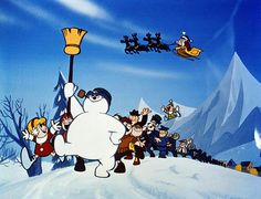 10 Most Merry Christmas Cartoons: 'Frosty the Snowman'