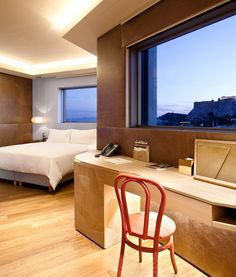 Rooms and Suites - New Hotel in Athens, Greece