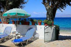 kassiopi corfu beaches - Google Search