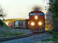 I Hear the Train AComin'