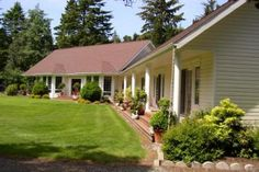 DoveShire Bed & Breakfast | The Washington Bed and Breakfast Guild