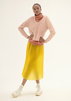 Pullover, Most Beautiful, Cashmere, Colours, Autumn, Feelings, Yellow, Pink, Instagram