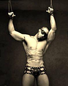 Seems male gay bondage torture