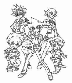 beyblade anime coloring pages for kids, printable free | places to ... - Beyblade Printable Coloring Pages