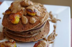 Perfect Plantain Flour Pancakes (Paleo, Vegetarian, Dairy Free, Gluten Free)   Tony Fed