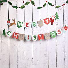Christmas Banner Photo Backdrop – PepperLu