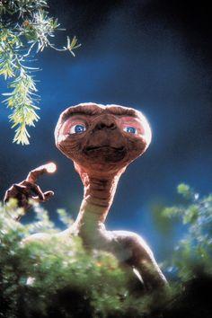 Clássico de #StevenSpielberg, 'E.T. - O Extraterrestre' usará a sua bicicleta para voar de volta às telas de SP. Foto Divulgação.