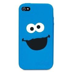 Cookie Monster iphone case! (:•:)