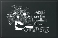 Chalkboard Daisy Clip Art in Mason Jars Wreaths by Kelly Jane Creative https://www.etsy.com/listing/187301393