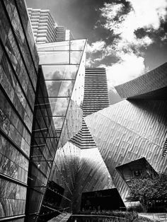 """Photograph by Marilyn Baldi received Best in Monochrome for """"City Center"""""""