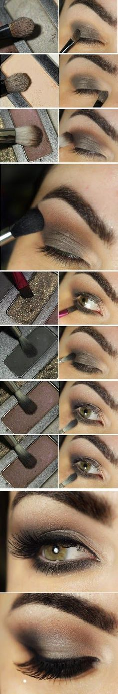 Natural Glamour Inspired Makeup Tutorials Step by Step - Beauty Bets