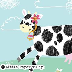 Another character for @peppyinkdesign. You can buy some of my work from their website on the 5th May. http://www.peppyink.com  #cow #cowillustration #farm #farmyard #farmillustration #farmprint #daisy #illustration #illustratorsoninstagram #character #characterdesign #characterillustration #childrenswear #childrensprints #kidsprints #kidsfashion #kidsillustration #summer16 #artlicensing #licensing #photoshop #design #drawing #digitalart #print #prints #fashion #littlepapertulip