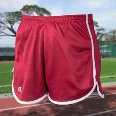 Russell Athletic-Ladies Dazzle Short-WK2DZX
