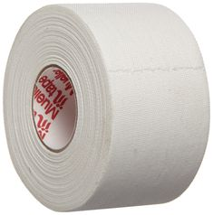 ATHLETIC TAPE- ROLL, WHITE