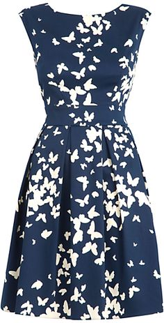 Closet Butterfly Dress on shopstyle.co.uk