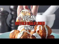 Vegan Buffalo Cauliflower | Eat. Drink. Shrink.