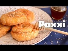 Σαρικόπιτες με ξινομυζήθρα - Paxxi E126 - YouTube