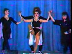 "Rashid Ahmedov Karacev dancing. Ballet ""Good and Evil"""