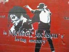 #MichaelJackson Street Art, C/Po Padula, Naples (Italy) 2013 #MJAPWNN #DENoName