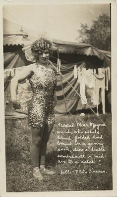 Miss Mayme Ward