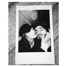 1450619413_gigi-hadid-zayn-malik-dating-first-selfie-instagram.jpg... ❤ liked on Polyvore featuring people