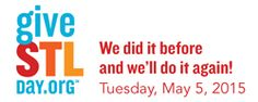 Mark you calendars and consider a donation on May 5th!
