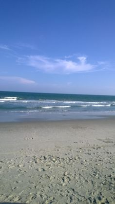 Beautiful September Day at the Beach