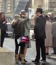 Outlander in Glasgow