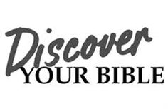 New Discover Your Bible studies available for pre-order! Digital and Print editions available.