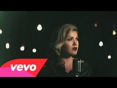 Kelly Clarkson - My Favorite Things (Kelly's 'Wrapped in Red' Yule Log Series) - YouTube