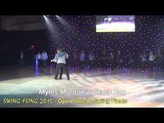 Swing Fling 2015 Open Strictly Swing Finals Part 2 of 2 - YouTube