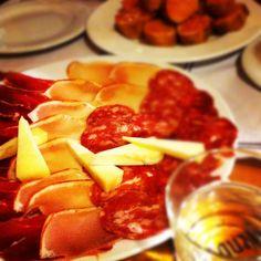 Tapas - Barcelona :)