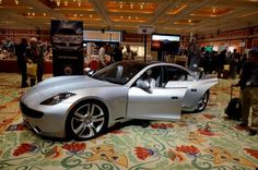 Fisker Karma electric. I want to do dirty things to this car. - LGMSports.com