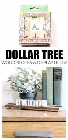 Easy Upcycled Dollar